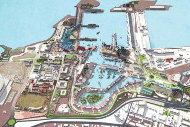 V&A Waterfront Site Plan