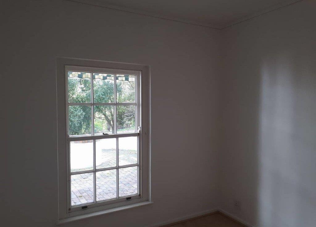 2nd Bedroom window facing patio