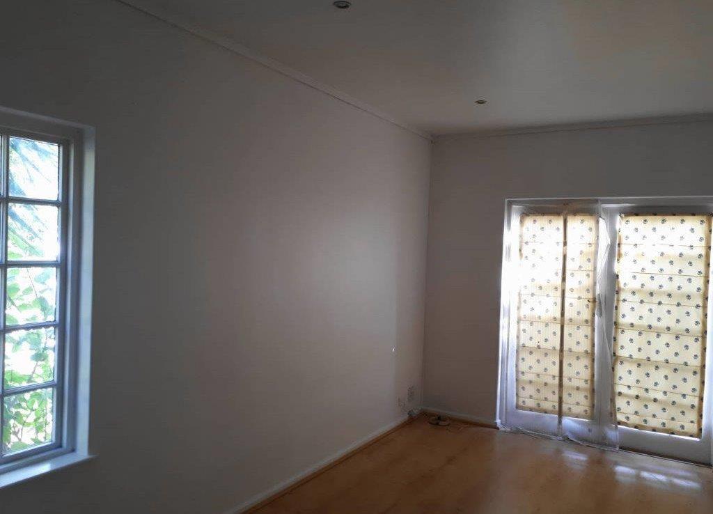 Main bedroom - door to patio